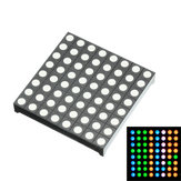 Three-color Common Anode RGB LED Dot Matrix Display Module Compatible Colorduino