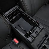Car Center Console Armlehne Storage Organizer Tray Holder für Subaru XV 2018-19