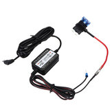 Micro USB Car DVR Exclusive Power Box Charger Adapter Hard Wire Converter Kit