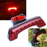 XANESTL24110LMTONGKOLBersepedaSepeda Sepeda Tail Light 4 Mode USB Pengisian Baterai Tahan Air 600mAh