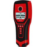 MD120 Multifuncional Handheld Parede Detector De Metais De Madeira AC Finder Scanner de Parede Precisa de Diagnóstico-ferramenta de Cabo
