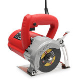 DEVON® 6112 1400W Marable Cutter Wood Stone Tile Cutting Machine Marble Slotting Saws