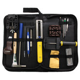 29Pcs Watch Tools Professional Table Repair Tool Set With Black Carrying Case