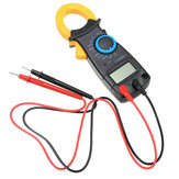 VC3266L+ Digitale Clamp Meter Multimeter Elektronische AC DC Volt Voltage Ampère Ohm Tester Meter