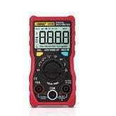 ANENG V02B 4000 рассчитывает автоматический диапазон цифровой истинный RMS Мультиметр с подсветкой измерения температуры + фонарик