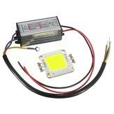 20w de alta potencia LED bombilla de la viruta SMD con el suministro de conductor resistente al agua dc20-24v