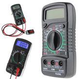 ANENG XL830L Digital LCD Multimeter Voltmeter Amperemeter AC / DC / OHM Volt Strom Tester