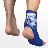 Apoyo del tobillo de los deportes de los hombres de 1 pedazo tobilleras calcetines