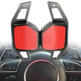 Pala di estensione del volante del cambio 2PCS per Audi A1 A3 A4 A6 A7 A8 Q5 Q7 TT R8