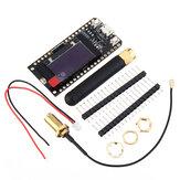 TTGO LORA32 915Mhz SX1276 ESP32 OLED Arduino用Bluetooth WIFI Lora開発モジュールLILYGOの表示-公式Arduinoボードで動作する製品