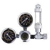 حوض السمك CO2 منظم الضغط طاولة مزدوجة المقياس سبائك الألومنيوم الاكريليك