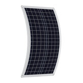 40W 18V 5V Solar Panel Charger USB DC Dual Output Polycrystal Solar Power Panel For Yacht RV Roof Boat