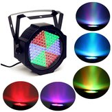 25W 127 LED Colore pieno colore RGB Stage Par Light Bar KTV Chrimstmas