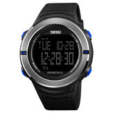 SKMEI 1322 Fashion Sport Multi-function Alarm Digital Watch