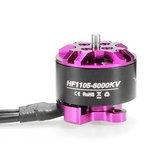 HGLRC Flame HF1105 1105 6000KV 2-3S RC FPV için Brshless Motor Yarış Drone