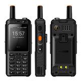 ALPSF40ÀProvaD'Água GPS / BDS Android 6.0 Inteligente Interfone Móvel Walkie Talkie Telefone 4000 mah bateria Li-Polímero 240 h Standby 43 Idiomas