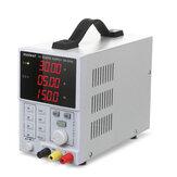 Minleaf LW-305EプログラマブルDC電源LEDデジタルディスプレイRS485安定化電源