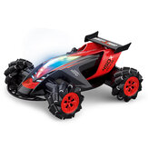 Z108 2.4G 1/10 4WD 360 Degree Spin Radio Control Off-Road RC Car Vehicle Models Buggy Toy With Light