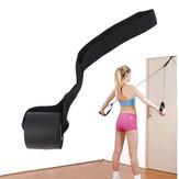 1 тренировочное упражнение для ПК над дверными анкерными полосами сопротивления Фитнес резинки