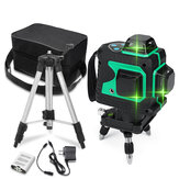 3D Green Auto Laser Level 12 Lines 360 ° Horizontal & Vertical Cross Build Tool Outils de mesure