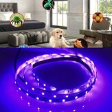 0.5 1M UV Disinfection Lamp USB LED Strip Light Violet Wavelength Fluorescent Agent Detection