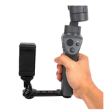 Smartphone Clip Holder Monitor Bracket Gimbal Stabilizer for DJI OSMO Mobile2/Zhiyun Smooth