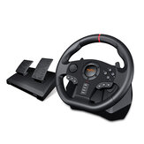 PXN V900 Game Steering Wheel para PS3 NS Switch Gaming Controller para PC USB Vibration Dual Motor com Peda dobrável