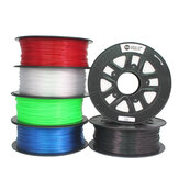 CCTREE® 1.75mm 1KG/Roll PETG Filament for Creality CR-10/CR10S/Ender 3/Tevo/ANET 3D Printe