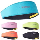 RIMIX Sport Sweat Headbrand Outdooors Aptitud Transpirable Hidroschesis Cooling Banda