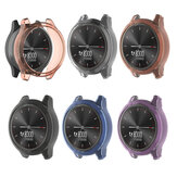 Bakeey Anti-Scratch Shockproof Transparent Soft TPU Watch Case Cover for Garmin Vivomove 3 / Garmin Move3