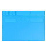 Phone Maintenance Insulation Pad Silicone Pad with CPU Card Slot High