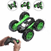 Eachine EC02 RC Stunt Car Toy 2.4G 4WD Double Sided 360° Rotating 360° Flips and Spins RC Vehicle Models
