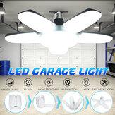 E27 / B22 déformable LED ampoule de Garage 80 W SMD2835 plafonnier maison boutique atelier lampe 85-265 V / 220 V