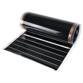 Electric Heating Film Home Floor Infrared Underfloor 220V Heating Warm Film Mat