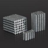 100 Pezzi 3 x 1mm N35 Magnete al Neodimio Super Forte di Terre Rare