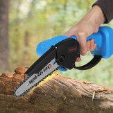 Elektrische kettingzaag Draadloze houtsnijder 1200W Eenhandzaag Houtbewerking