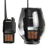 BAOFENG-UV-9R Walkie Talkie IP67 Waterdichte dubbele band 136-174 / 400-520MHz Ham Radio 8W 10KM Range