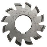 Módulo 1.75 PA20 HSS # 1-8 Fresa de Engrenagem Involuta Dentro do Furo 22mm