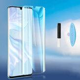 Bakeey HD Trasparente UV Liquido Full Glue Cover Curvo Anti-esplosione Soft Proteggi schermo in vetro temperato per Xiaomi Mi Note 10 Lite
