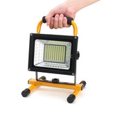 800 W 170 LED Draagbare Camping Flood Light Oplaadbare Spot Werk Outdoor Lamp
