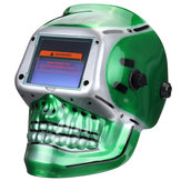 Solar Power Automatic Dimming Welding Helmet Welding Mask Adjustable Head Band