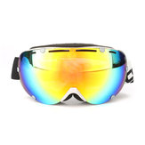 Anti Nebbia UV Colorful lente Sci Motocicletta Outdooors Neve Snowboard Mountain Bike Occhiali Occhiali