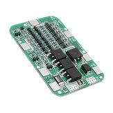 5 pz DC ​​24 V 15A 6 S PCB BMS Protection Board Per solare 18650 Li-ion Al Litio Batteria Modulo Con Cella