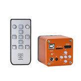 HAYEAR HY-2317 camera with HDMI USB2.0 two outports HD Display Light Weight Compact Microscope