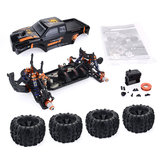 ZD Racing MT8 Pirates3 1/8 4WD 90 км / ч Бесколлекторный RC Авто Набор без электронных компонентов