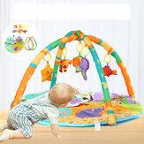 Baby Playmat Kids szőnyeg tornaterem fitneszkeret tevékenység játékok korai oktatás Kúszó játék takaró baba