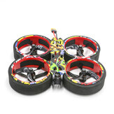 SKYZONE ATOMRC Cinetern CT150 4S 150mm Exceed F405 Controllore di volo 20A 4 in 1 ESC 1408 4000KV Motore PNP Cinewhoop FPV Racing Drone