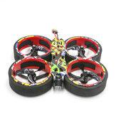 SKYZONE ATOMRC Cinetern CT150 4S 150mm Exceed F405 Flight Controller 20A 4 In 1 ESC 1408 4000KV Motor PNP Cinewhoop FPV Racing Drone