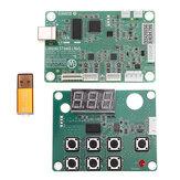 M2 Nano Лазер Материнская плата контроллера + Панель управления + Dongle B System Engraver Cutter DIY 3020 3040 K40