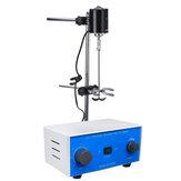 Верхние мешалки лабораторного электрического миксера 60/100 Вт Самопадающая непрерывная работа